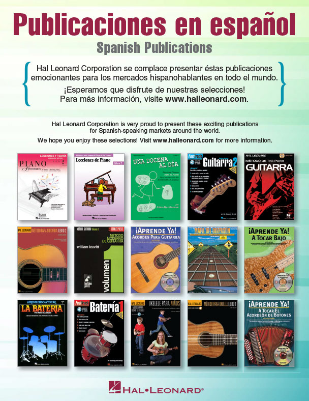 Spanish Publications